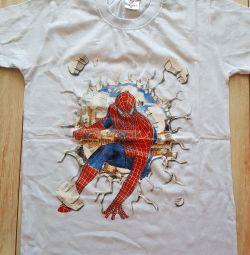 Нова футболка 7-8лет