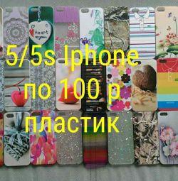 5 / 5s plastic case