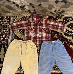 Pantaloni și cămăși p.68
