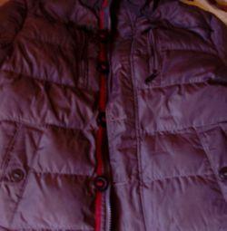 Χειμερινό μπουφάν 50-52