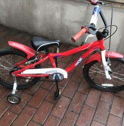 Παιδικό ποδήλατο Ride 16 Boy