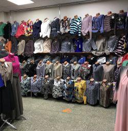 Women's blouses 42-60