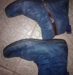 Μπότες μπότες χειμώνα carnaby
