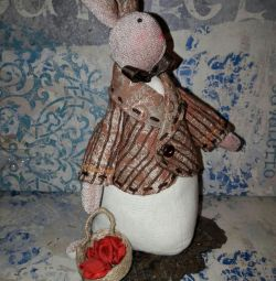 Кролик-романтик