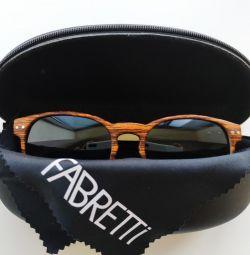 Unisex Fabretti Sunglasses