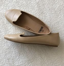 YOUR ballet flats (new!)