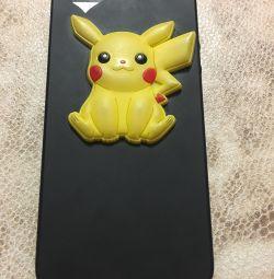 Caseta din cauciuc IPhone 5S cu o calitate excelentă