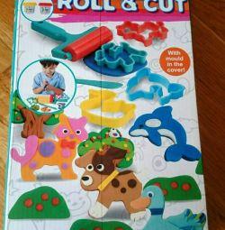 Ρυθμίστε τη δημιουργικότητα με πλατινένιο Roll & cut