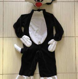 Costum de pisică