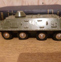 Model BTR-60 PB