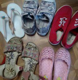 Pachet pantofi