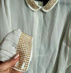Блузы 46-48 размер
