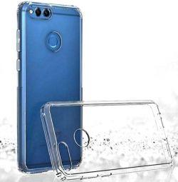 Σιλικόνη διαφανής Huawei Honor