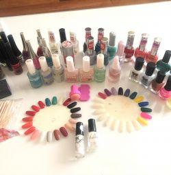 Набор для красоты ногтей