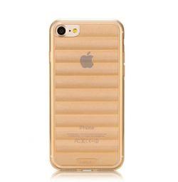 Корпус Remax Waves для IPHONE 7 рожевого золота