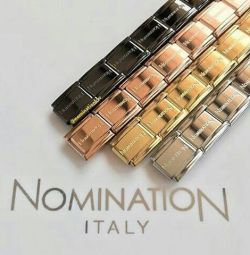 Nomination - nominated bracelets