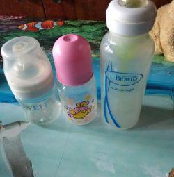 Пляшечки для малюків
