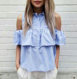 блуза нова