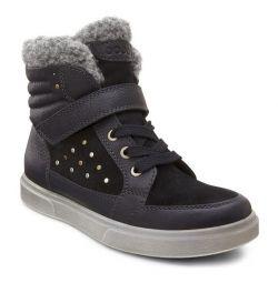 Παιδικά παπούτσια Ecco, εσωτερική σόλα 19cm, Gore-Tex