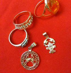 Cancer pendants