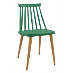 HANGER CHAIR HM8052.08 VANESSA GREEN WITH M