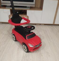 Wheelchair Machine