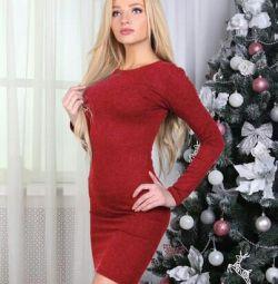 Φόρεμα νέα πλεκτά