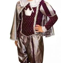 "Costum de carnaval ""Prinț"""