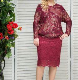 Блуза на размер 54