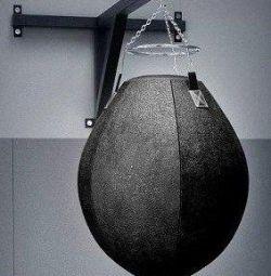 Pungă de box pentru pungi 50 kg Seria Economică Negru