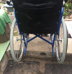 Αναπηρική καρέκλα - αναπηρική καρέκλα με τουαλέτα