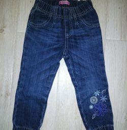 Pantaloni second hand pentru fată