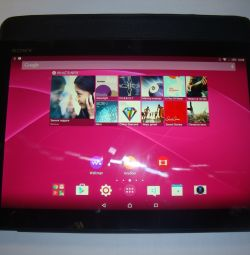 Sony Xperia Tablet Z 16GB / SGP 321 / -4G-LTE