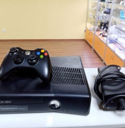 Xbox 360 S Game Console