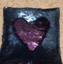 Puffed pillow