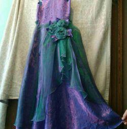 Zarif elbise 134-150