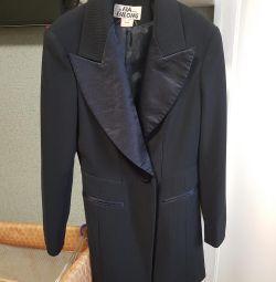 Пиджак удлинненный женский