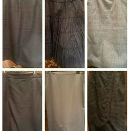 Skirts are different (size 46, 48, 50)