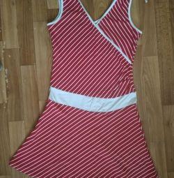 Φόρεμα βαμβακιού Stretch p.44