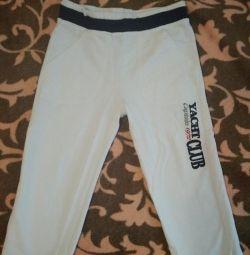 Спортивные штаны.Италия.Размер-92.