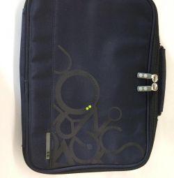 Tablet / dizüstü bilgisayar çantası