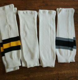 Hockey leggings