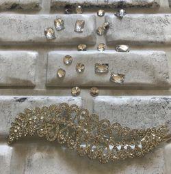Wedding / evening hair ornament