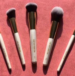 Модели на макияж