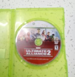 Marvel Ultimate Alliance 2 (2009) XBOX360 CD
