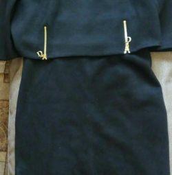 Suit + skirt