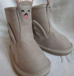 Девочке 20 р сапоги туфли сандалии Old navy Jack
