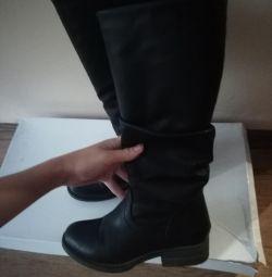 Μπότες μέγεθος χειμώνα 37