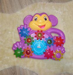 Playskool Obraznic Maimuță în curs de dezvoltare
