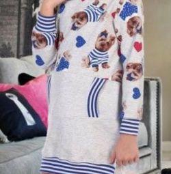Sweatshirt, Tunic